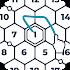 Number Mazes: Rikudo Puzzles 1.2.3