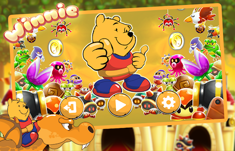Winie Adventure The Pooh- screenshot thumbnail