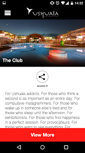 Ushuaïa Ibiza- screenshot thumbnail