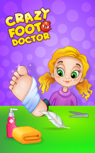 Crazy Foot Doctor Screenshot