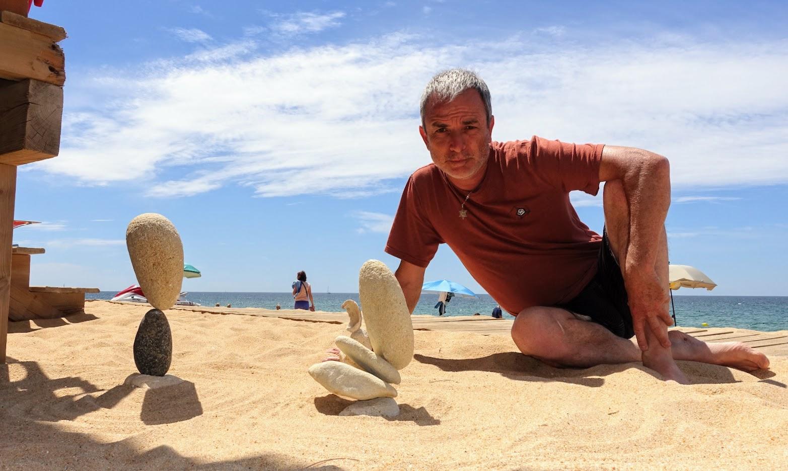 Stone Balancing: l'autore Mirco D'Incà