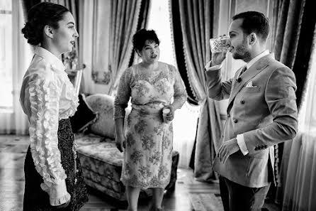 Bryllupsfotograf Vali Matei (matei). Foto fra 30.10.2018