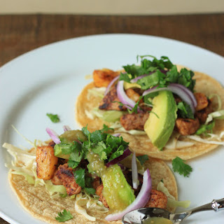 Pork & Pineapple Tacos.
