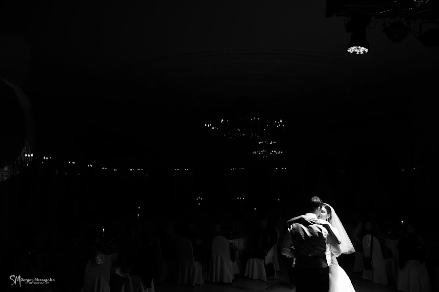 Wedding photographer Sergey Minnigalin (nextshot). Photo of 05.09.2017