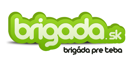 Application Brigada.sk - hundreds of offers of brigades in one place still with you.