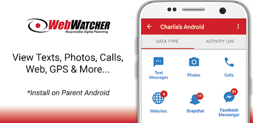 WebWatcher Parent App app (apk) free download for Android/PC/Windows screenshot