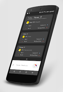 Seductive Home UI for Kustom/Klwp