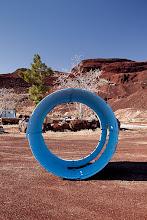 Photo: Abandoned mine in the Mojave Desert, April 2012