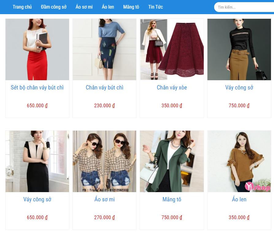 Sử dụng nền tảng phù hợp để phát triển website thời trang cho doanh nghiệp mình