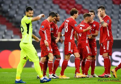 Rondje dansen op het Kampioenenbal: Lukaku redt een punt voor Inter met twee doelpunten, terwijl Bayern toont waarom het dé topfavoriet is