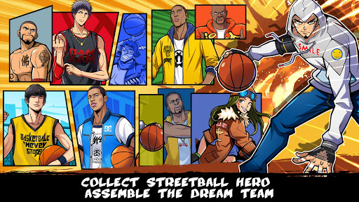 Streetball Hero - 2017 Finals MVP  screenshots 20