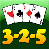3 2 5 card game