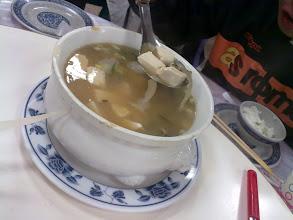 Photo: polévka s tofu