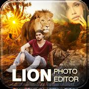 Lion Photo Editor & Photo Frame APK