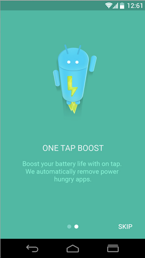 Battery UP