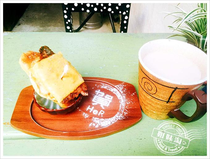 屏東恆春HER賀鮮奶紅茶