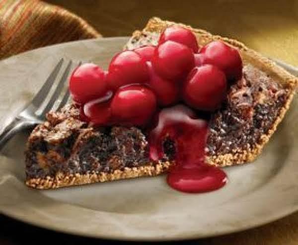 Black Forest Brownie Pecan Pie Recipe