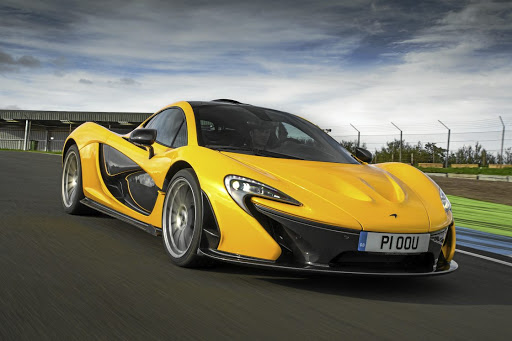 So far McLaren has only used electric technology to boos the output of the P1 hypercar. Picture: NEWSPRESS UK