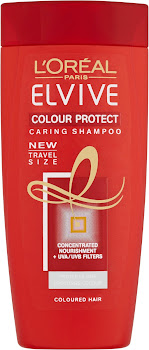 Elvive Colour Protect Caring Shampoo - 50ml