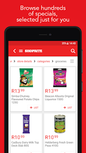 Shoprite SA- screenshot thumbnail