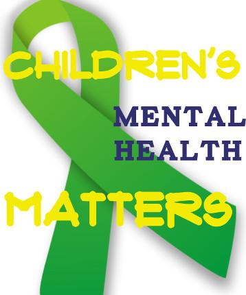 Image result for children's mental health matters ribbon clipart