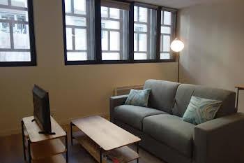 Appartement meublé 3 pièces 76,29 m2