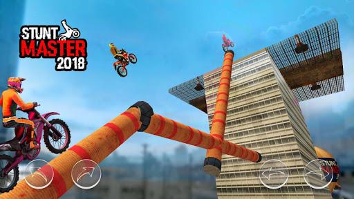 Bike Stunt Master  captures d'u00e9cran 12
