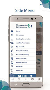 Pharmacy-One screenshot