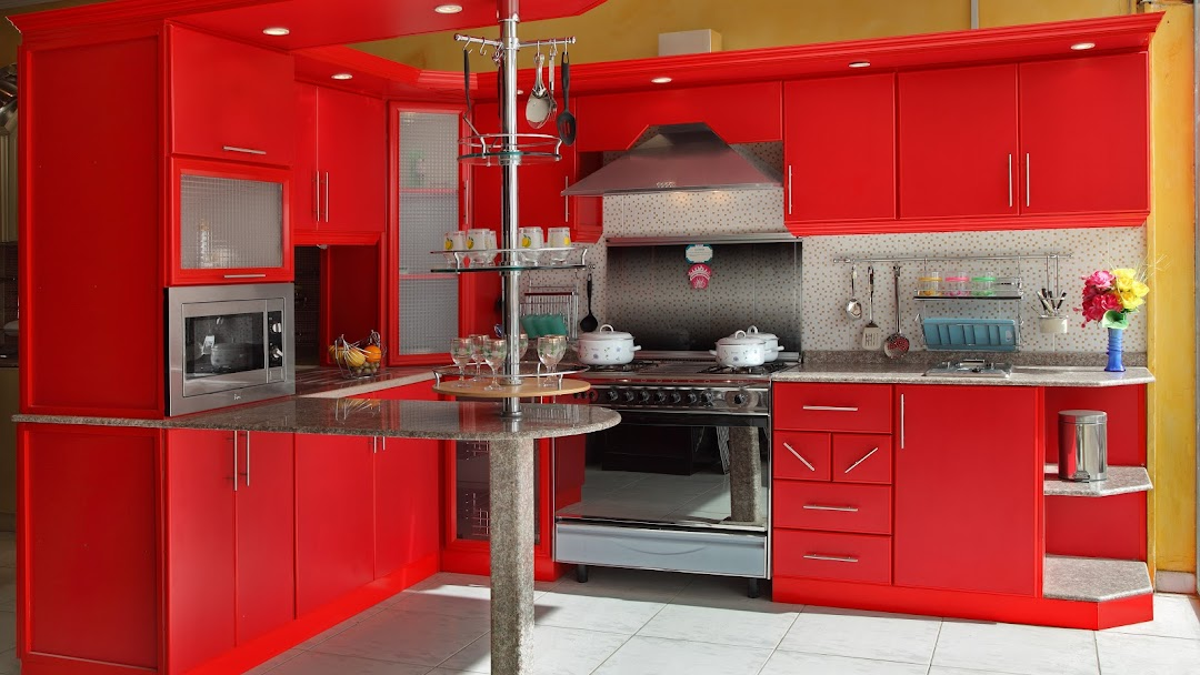 Atlas Kitchen Modular Kitchen Store In Thiruvananthapuram