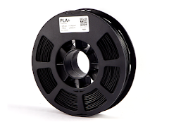Kodak Black PLA+ Filament - 2.85mm (0.75kg)