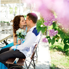Wedding photographer Alena Shapar-Belik (AlenaArt). Photo of 24.05.2016