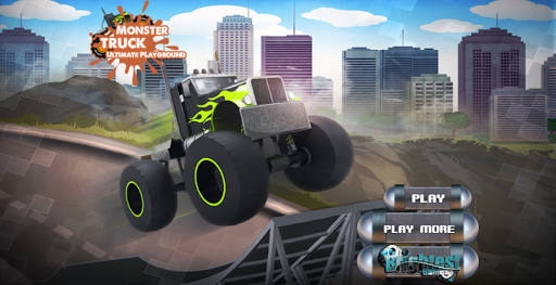 Monster Truck Ultimate Ground