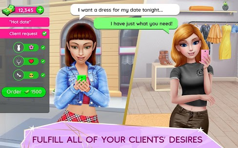 Super Stylist – Dress Up & Style Fashion Guru MOD (Money/Energy) 3