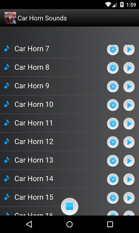 Car horn sound effect mp3 free download