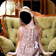 Little Girls Dresses Photo Frames