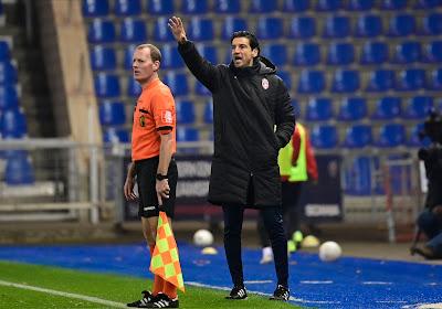 """Un point au caractère pour Mouscron contre Bruges: """"Pas le match parfait, mais le match qu'on devait faire"""""""