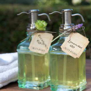DIY Natural Liquid Hand Soap.