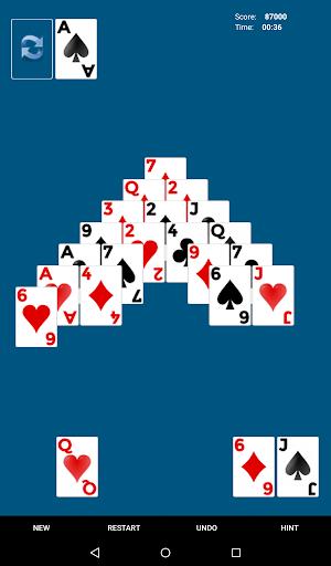 Pyramid 13 - Pyramid Solitaire  screenshots 3