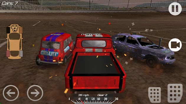Demolition Derby 2 APK screenshot thumbnail 5
