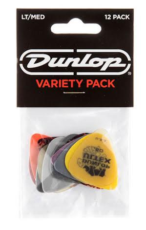 Plektrum Dunlop PVP-101 Variety Pack 12 ps