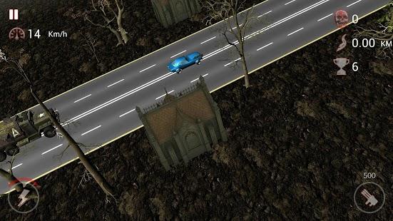 Zombie Road Killer - náhled