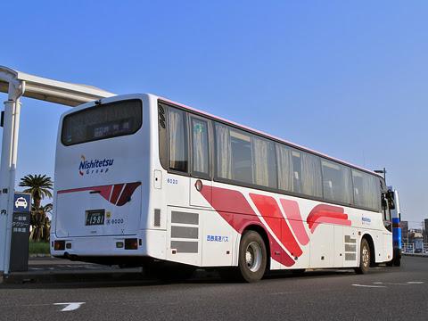 西鉄高速バス「桜島号」 6020 リア