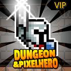 Dungeon X Pixel Hero VIP icon