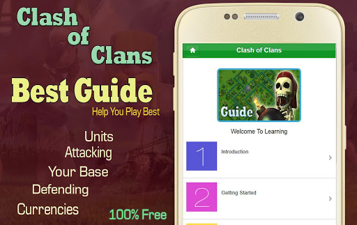 Best Guide for Clash Of Clans