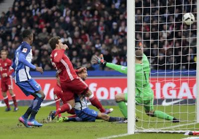Bundesliga: Le Bayern arrache le nul de justesse, Dortmund gagne facilement
