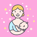 Breastfeeding Newborn tracker, pump and baby diary download