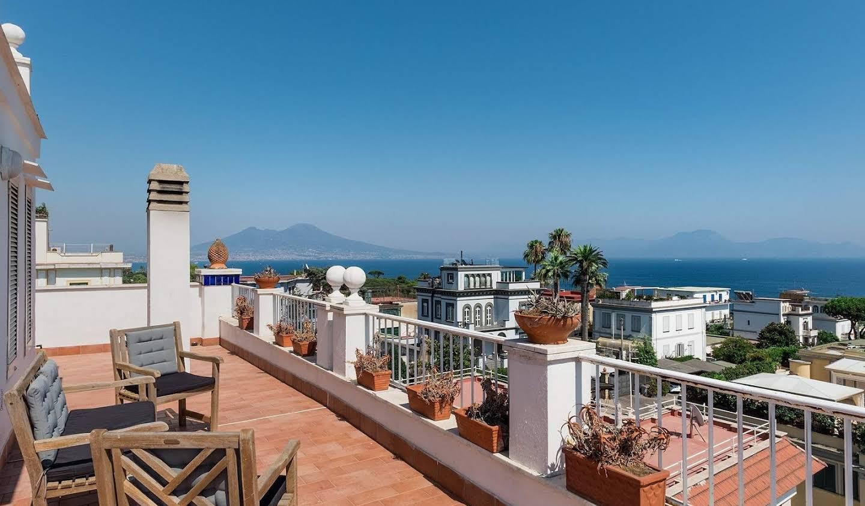 Villa with garden and terrace Naples