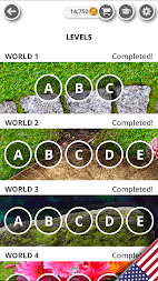 Garden of Words - Word game APK screenshot thumbnail 2