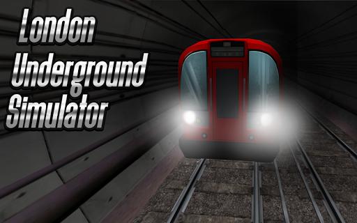 London Subway: Train Simulator  screenshots 11