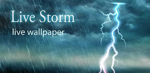 live storm free wallpaper apps on google play